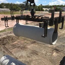 Precision Pipe Lifter 1 pipe
